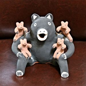 animal storyteller doll
