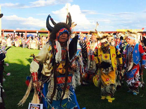 Eastern Shoshone Indian Days