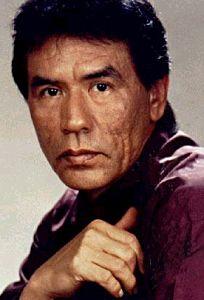 veteran native american actor Wes Studi