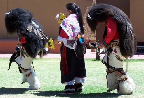 Pueblo of Isleta Buffalo Dance