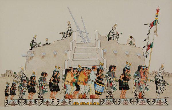Pueblo Feast Days