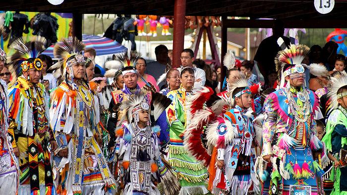 Shoshone Pow Wow
