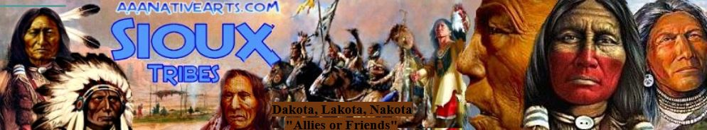 Sioux Indians header